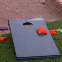 Cornhole - The Game!