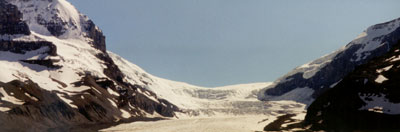 Amazing Panaramic Glacier