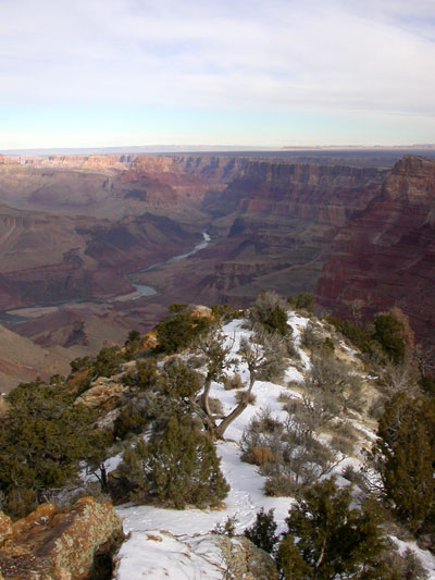 Our 2003 Winter Grand Canyon Trip