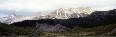Amazing Panaramic Ridge